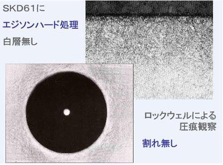 均一な窒化処理の画像1